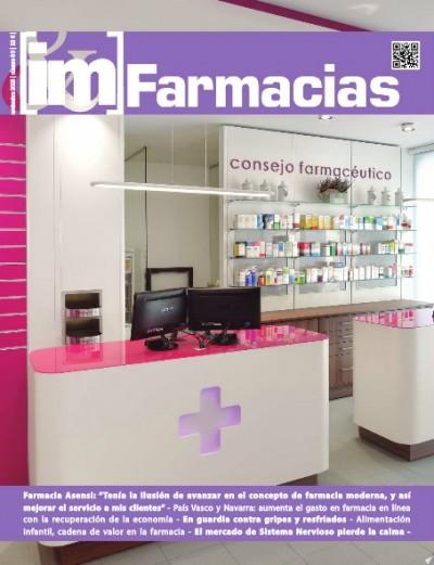 imagen de Tenía la Ilusión de Avanzar en el Concepto de Farmacia Moderna