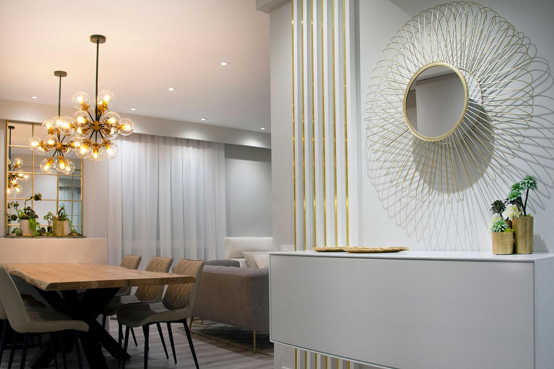 Diseño cocina apartamento playa