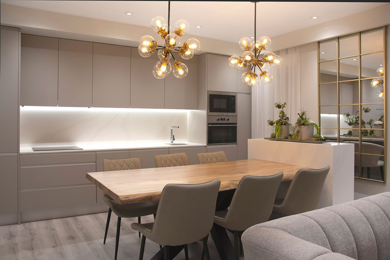Decoración cocina apartamento
