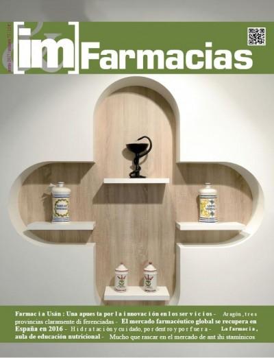 imagen de Farmacia Usán. Un nuevo concepto de diseño en farmacia
