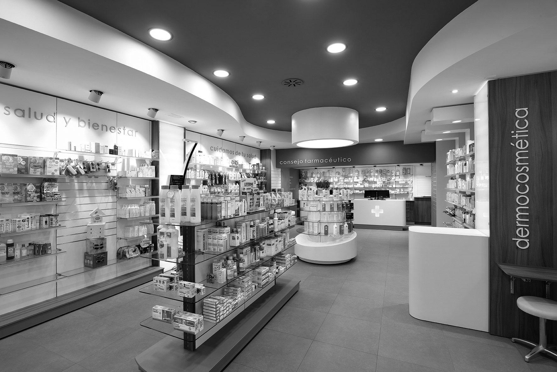 Reformas de Farmacias en Zaragoza